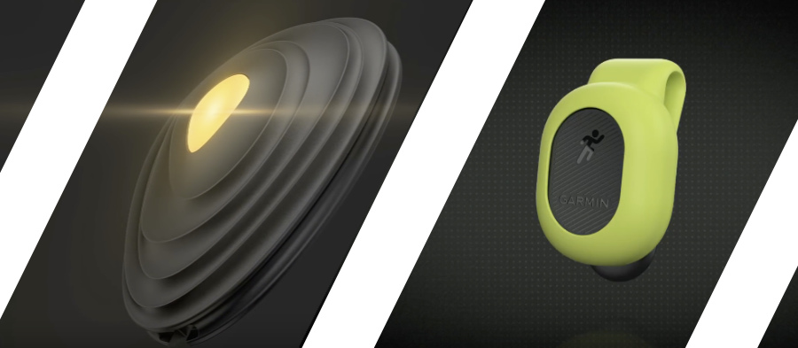 The Stryd running power meter and the Garmin Running Dynamics Pod