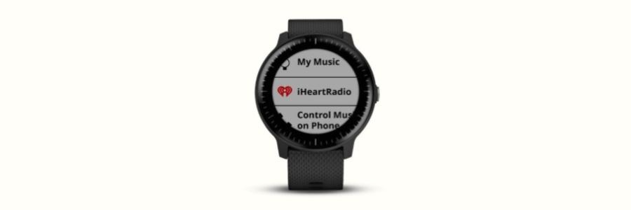The Garmin Vivoactive 3 Music sports watch