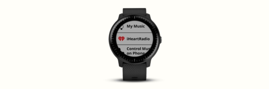The Garmin Vivoactive 3 Music sports watch