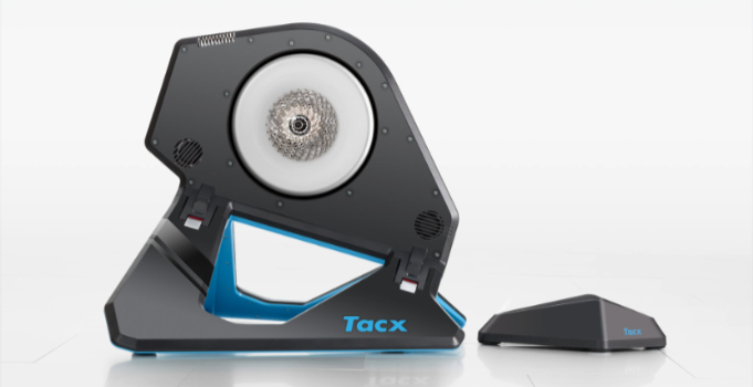 The Tacx NEO 2T smart bike trainer