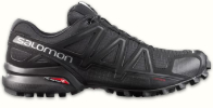 The Salomon Speedcross 4 trail running shoe