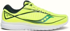 The Saucony Kinvara 10 running shoe